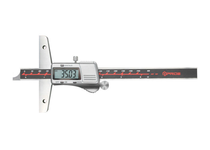 High Accuracy Digital Caliper Absolute and Incremental Measurement Mode Switching